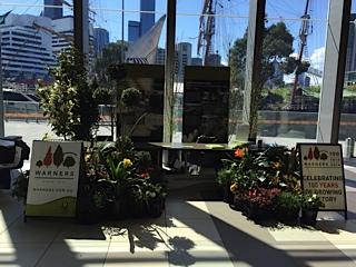 Gardening display
